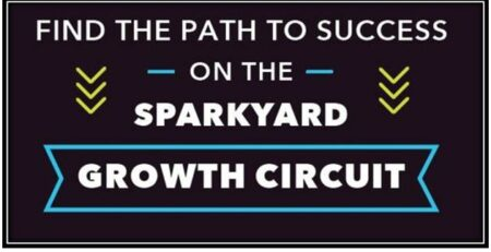 Growth Circuit Button